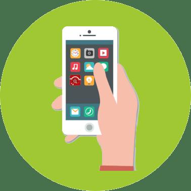 mobile εφαρμογές από την Samsoft