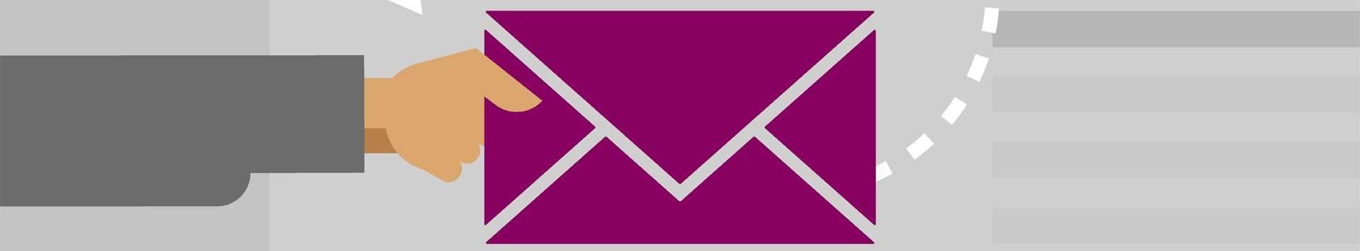 Παράδοση επαγγελματικού email